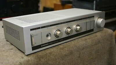 PIONEER SA-301 VINTAGE CLASSIC  INTEGRATED AMPLIFIER PHONO