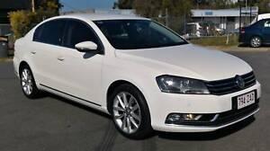 2013 Volkswagen Passat 130 TDI HIGHLINE w/ Heated Leather Seats Woodridge Logan Area Preview