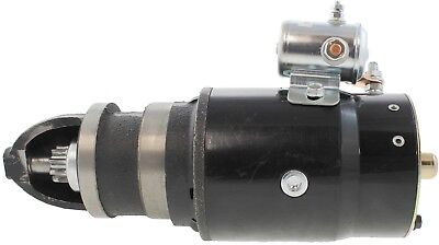 New Tractor Starter Allis Chalmers 1109388 323-666 H-3 I-600 D15 D14