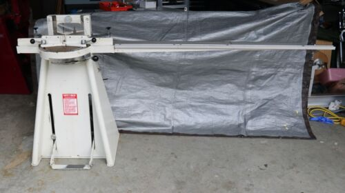 MORSO  GUILLOTINE MITER CHOPPER