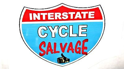 Interstate Cycle Salvage