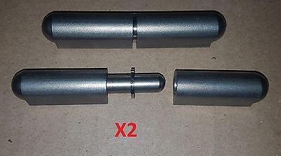 2 Pc 4 Stainless Steel Weld Onbullet Hinge Doorboatsheet Metalmachinedyi P