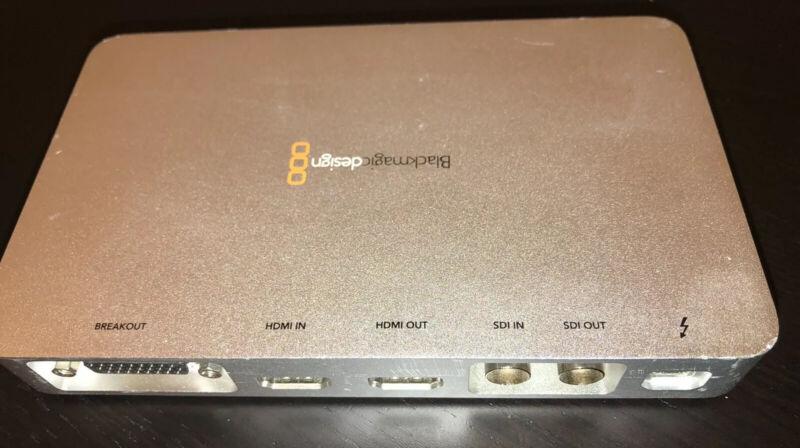 Blackmagic Design UltraStudio Express (SELLING OUT FAST)