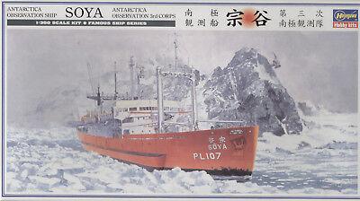 Antarctica Observation Ship SOYA 1:350 Hasegawa 40023