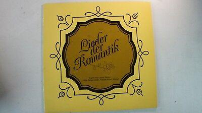 Lieder der Romantik Lippe Berger Böhm Sparkasse Essen Studio Arco LP81