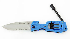 Kershaw Select Fire Knife 1920 multi-tool  knife 1920BLSTWMX  NEW carded