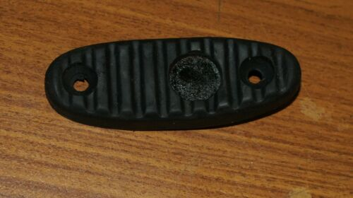 Rubbered Ribbed Buttplate and trapdoor   Russian  USSR