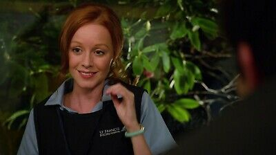 THE LIBRARIANS - Lindy Booth / Screen Worn Costumes / Label & COA