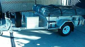 Ezytrail Camper Trailer Immaculate used once as you can see Marks Point Lake Macquarie Area Preview
