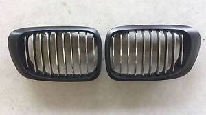 BMW E46 3-Series Coupe Black Kidney Grills Midland Swan Area Preview