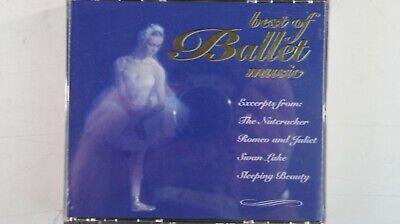 the best of BALLET MUSIC 2 CD Box DCD 5329 CD68 Ballet Music Box