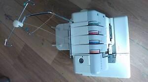 Janome 4 thread over locker Morphett Vale Morphett Vale Area Preview