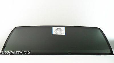 For 94-05 Chevrolet S10,GMC Sonoma Pickup Back Glass Rear Window Stationary OEM
