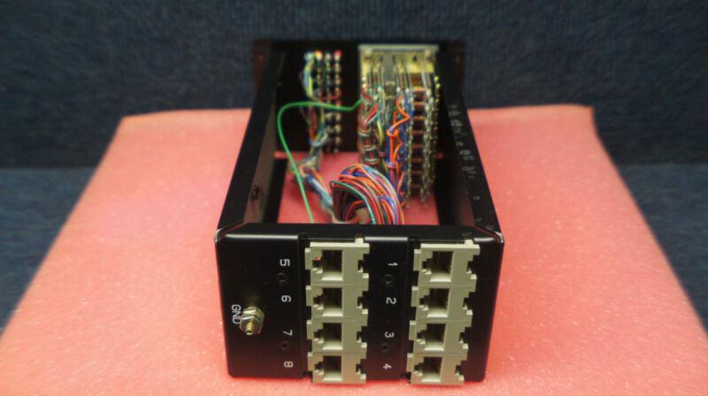 ADC MINI-DSX-1/WMRJ MINI DSX RJ 8 CKT (USED)