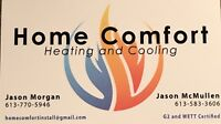 Fireplace/Furnace & A/C installation Services