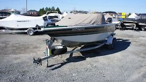 2002 Princecraft PRO 176 135 OPTIMAX