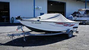 2014 Polar Kraft 163 NOR'EASTER YAMAHA 90LA