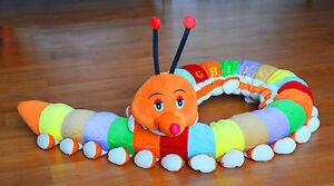 ABC Alphabet Caterpillar