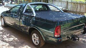 Ford Falcon AUII ute. 2001.  gas fuel, no rego. 1st gear slips. Beerwah Caloundra Area Preview