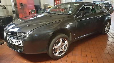 2006 ALFA ROMEO BRERA SV JTS V6 Q4 BLACK