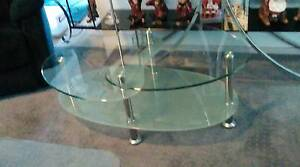 Glass Coffee Table - Excellent condition Campbelltown Campbelltown Area Preview