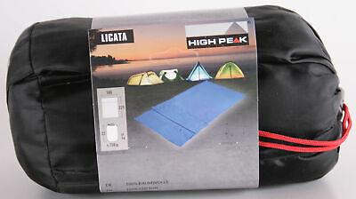 High Pico Saco de Dormir Inlet Algodón Doble 225x 180 X 1CM...