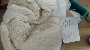 Alpaca wool Natural White Morphett Vale Morphett Vale Area Preview