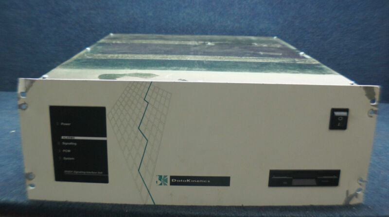 DataKinetics SIU231 Signalling Interface Unit