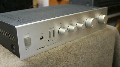 PIONEER SA-420 VINTAGE CLASSIC  INTEGRATED AMPLIFIER