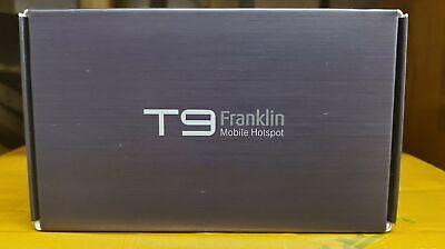 T-Mobile Franklin T9 4G LTE, Portable Mobile Broadband WiFi Hotspot - BRAND NEW
