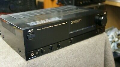 JVC AX-330 SUPER A  VINTAGE CLASSIC  INTEGRATED AMPLIFIER  PHONO