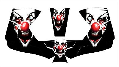 0700000800 Esab Sentinel A50 Welding Helmet Wrap Decal Sticker Clown Red Nose