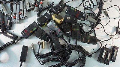 Funk Mikrofone Amateurfunk Funkmikrofon Konvolut Diverses Mikro 7,5 Kg M766