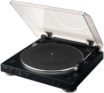 Denon DP200USB  Fully Automatic Turntable with MP3 Encoder