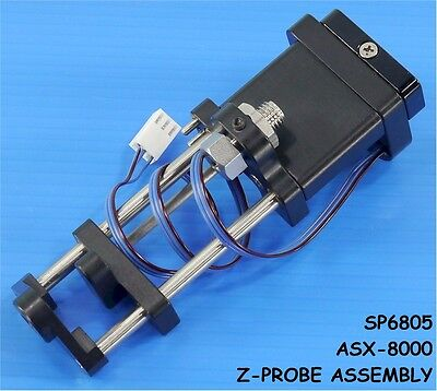 New Teledynecetac Replacement Sp6805 Z-probe Assembly For Asx-8000 Autosampler