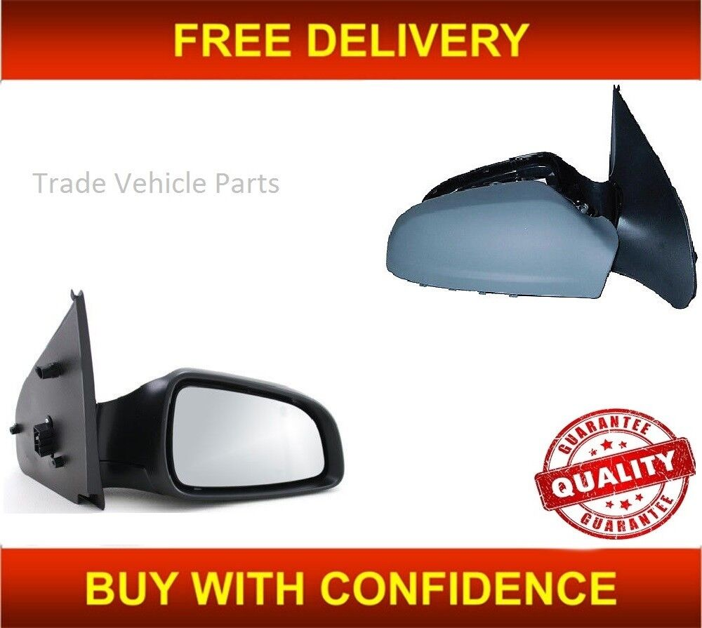 Vauxhall Astra 3Dr Sporthatch 2005-2012 Door Wing Mirror E//H Power Fold Left