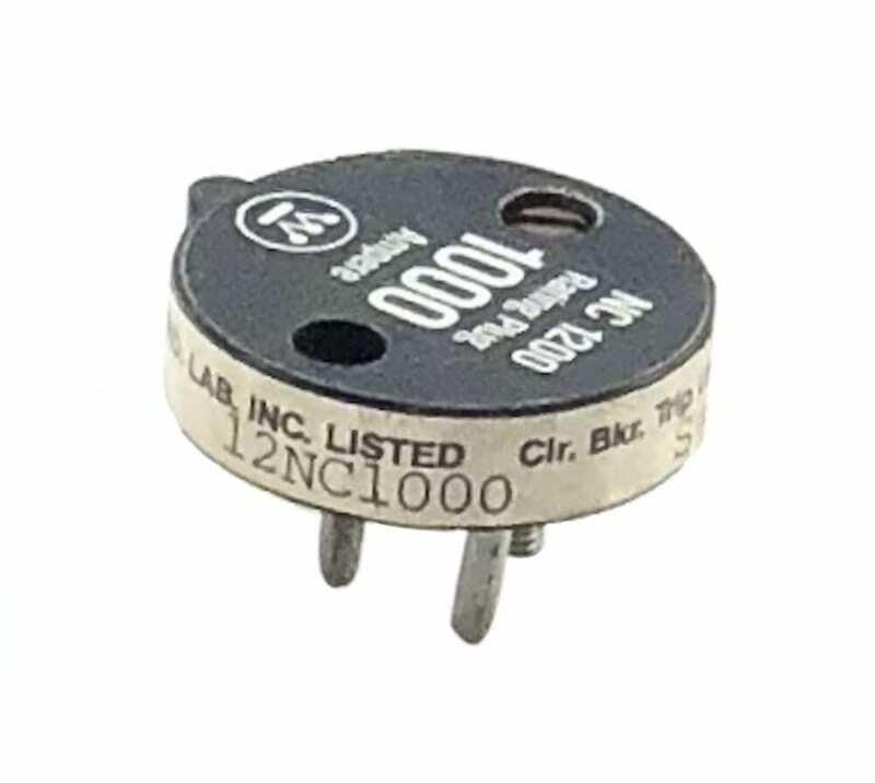 Cutler Hammer Westinghouse 12NC1000 1000 Amp Rating Plug