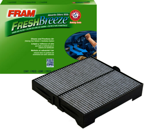 FRAM CF10745 Fresh Breeze Cabin Air Filter