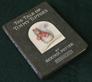 POTTER-BEATRIX-The-Tale-of-Timmy-Tiptoes-First-Edition-1911