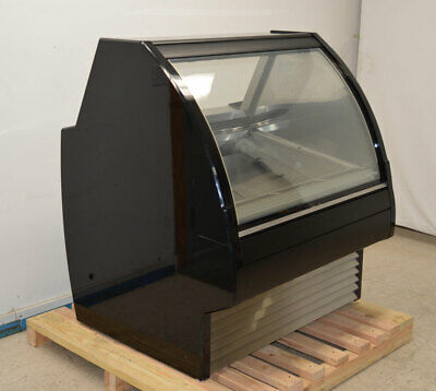 Structural Concepts G12f Encore Gelato Display Case Merchandiser 12 Pan Freezer