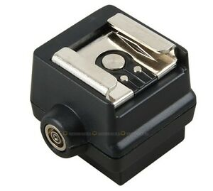 Flash-Hot-Shoe-Adapter-SC-5-for-A300-A350-A700-FS-1100
