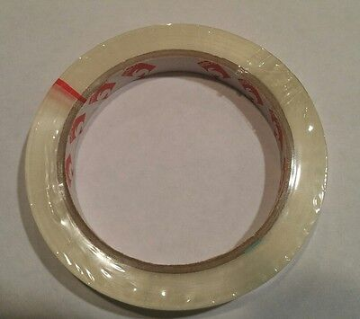 Scapa 1250 Crystalclear Transparent Film Tape 12 X 72 Yd
