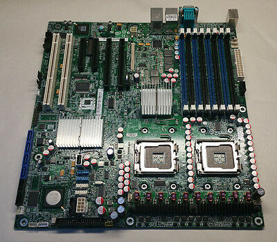Intel p/n CPU-S5000SL (A) Dual Xeon CPU LGA771 Server Motherboard E11025-302