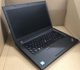 Lenovo Thinkpad UltraBook T460 laptop FHD 1920x1080 full HD 12gb ram Intel Core i5 6th gen CPU