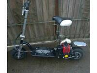 49cc go-ped. Scooter