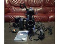 Canon EOS C100 Camcorder with Sachtler Tripod