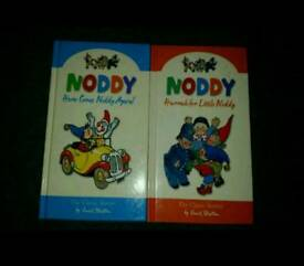 2 x noddy books. As new.