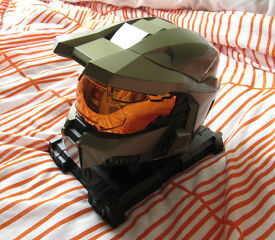 Halo 3 Legendary Spartan Helmet