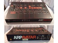 ARP Avatar analog synthesizer