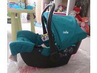 Joie 0+ Car seat